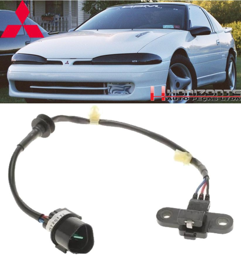 Sensor de Rotacao Eclipse GST 2.0 16V Turbo de 1991 a 1999 - MD300101