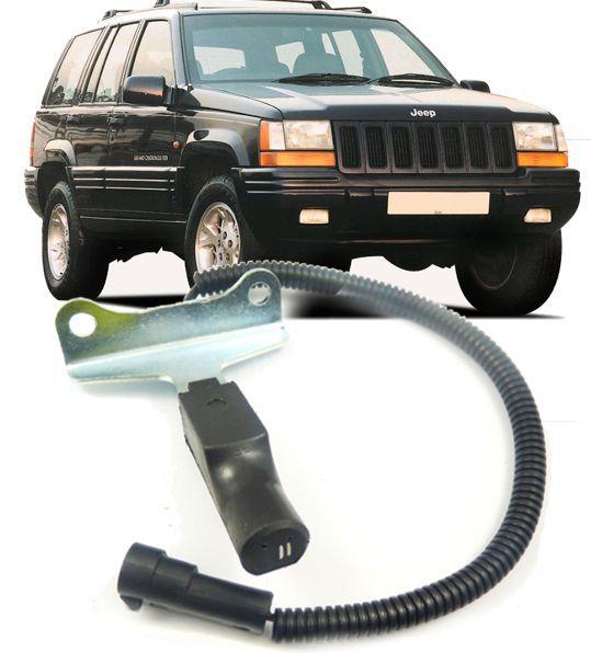 Sensor de Rotacao Jeep Cherokee Dakota 5.2 E 5.9 V8 Dodge Ram 56027272
