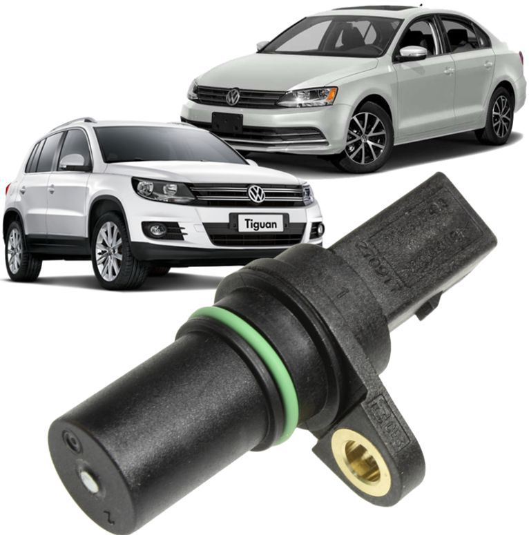 Sensor de Rotacao Jetta Tiguan Audi A3 Passat 2.0 Tsi 06h906433