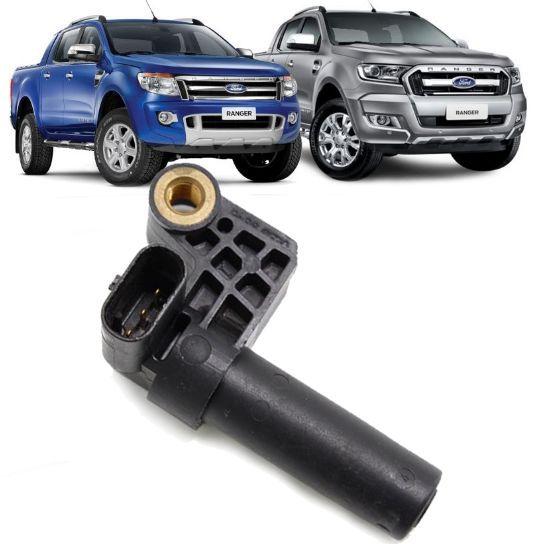 Sensor de Rotacao Ranger e Transit 2.2 e 3.2 a Diesel Apos 2013