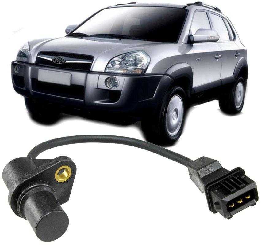 Sensor De Rotação Tucson e Sportage 2.7 V6 de 2005 à 2010 - 39180-37150