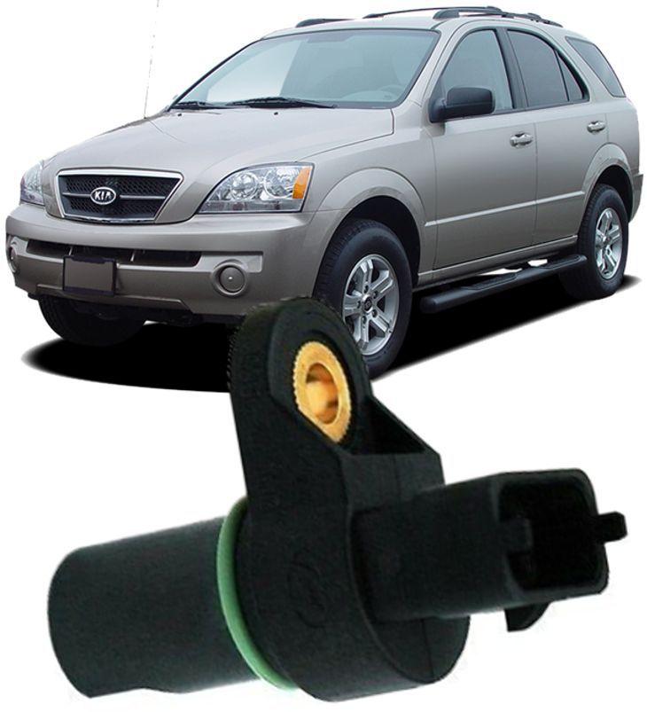 Sensor de Rotacao Virabrequim Kia Sorento 2.5 Diesel 2005 a 2009 39350-4a000