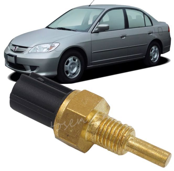 Sensor de Temperarura do Motor Honda Civic 1.7 de 01 A 06 37870PLC004