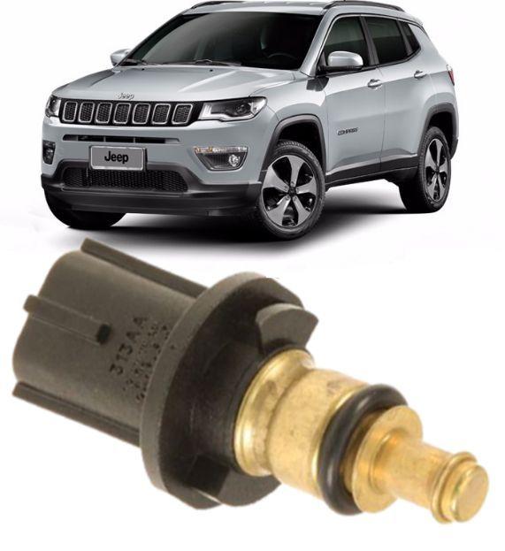 Sensor de Temperatura de Agua Jeep Compass 2.0 16V