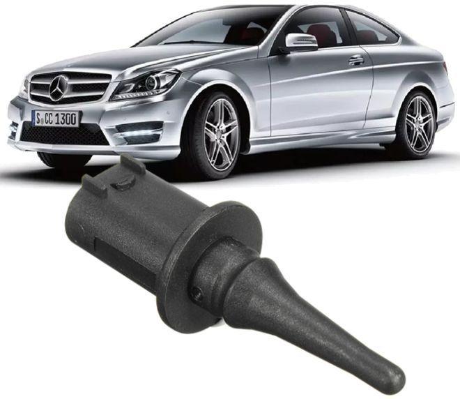 Sensor de Temperatura Externa Mercedes C180 C200 C250 C300 de 2002 à 2017