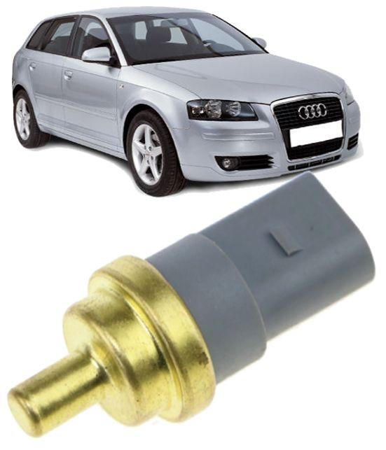Sensor de Temperatura Jetta Tiguan Passat Audi A3 A4 Q3 Q7 2.0 Tsi 1.8 Tfsi