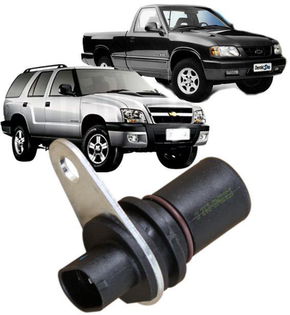 Sensor de Velocidade Blazer S10 4.3 V6 Todas 4x4 E 2.8 4x4 Diesel