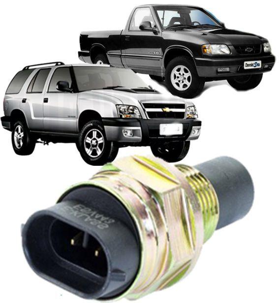 Sensor de Velocidade Blazer S10 Silverado Motor 2.2 / 2.8 e 4.3 V6