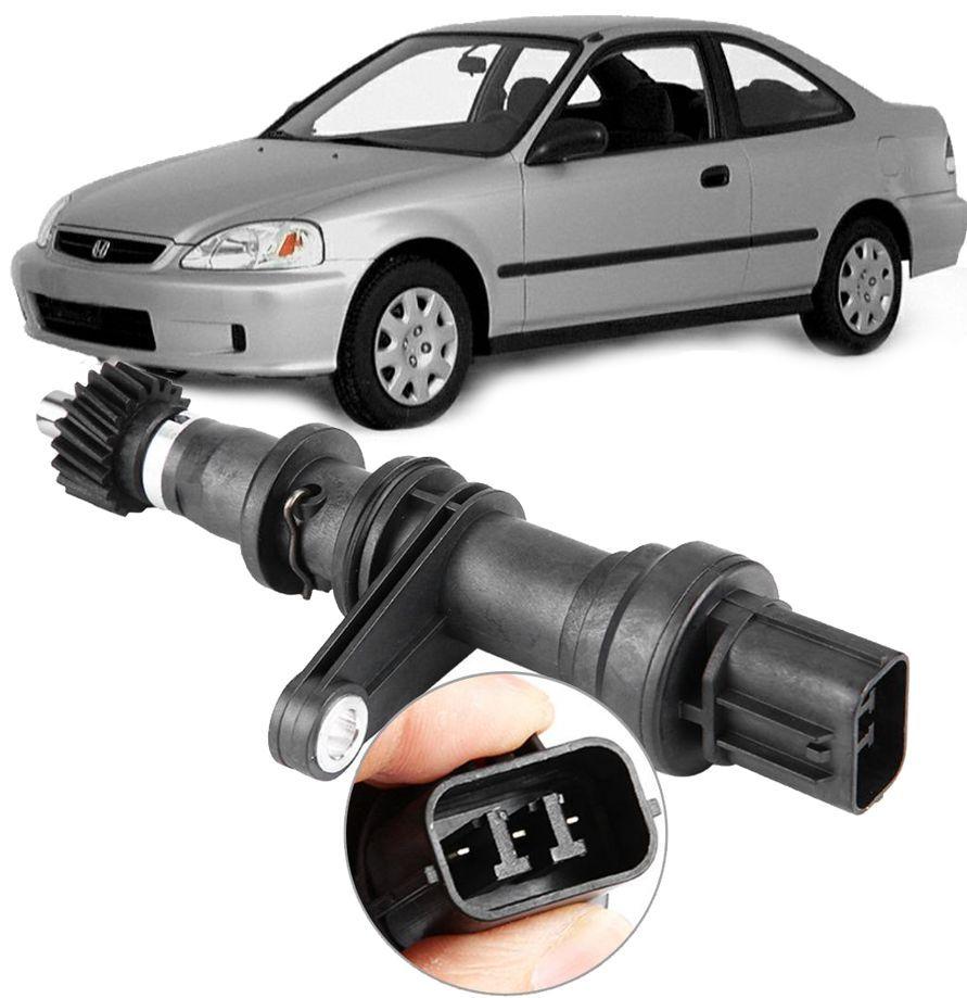 Sensor de Velocidade Honda Civic Manual 1.6 De 1996 Ate 2000