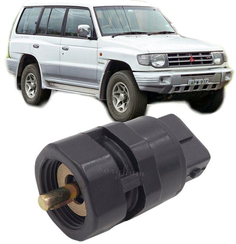 Sensor de Velocidade Mitsubishi Pajero Ate 00 motores 2.5 2.8 3.0 3.5 Preto MR122305