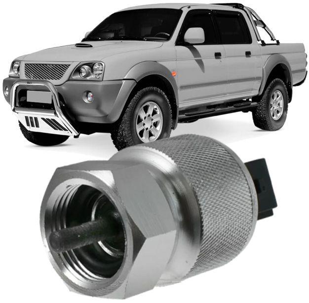 Sensor De Velocidade Pajero Sport L200 Gl Gls Outdoor Triton E Tr4 Io Cromado