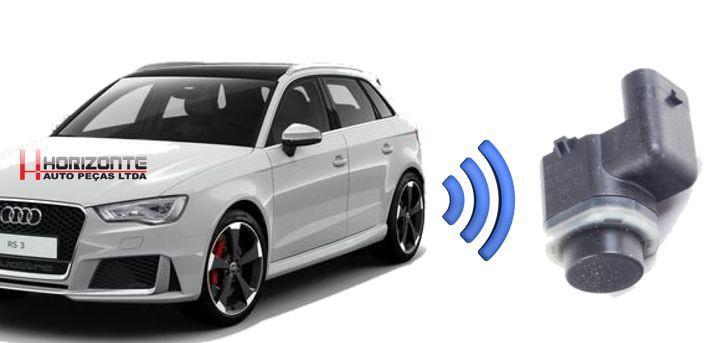 Sensor Estacionamento Audi A1 A4 Q3 Q5 Q7 Tiguan Jetta Passat