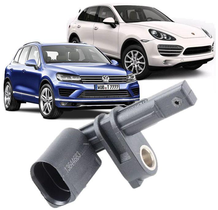 Sensor Freio Abs Audi Q7 Vw Touareg 3.6 V6 3.0 e 4.2 Apos 2010 - WHT005651