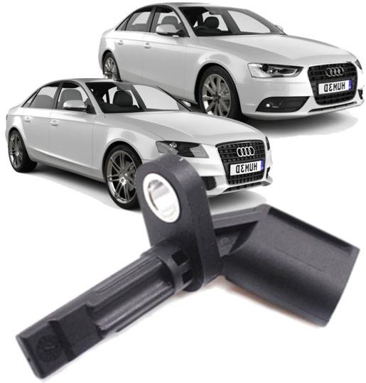 Sensor Freio Abs Dianteiro Direito Audi A4 A5 Q5 - 4e0927804d
