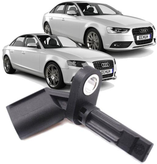 Sensor Freio Abs Dianteiro Esquerdo Audi A4 A5 Q5 - 4e0927803d
