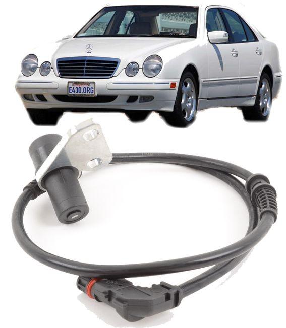 Sensor Freio Abs Dianteiro Esquerdo Mercedes E320 E430 1996 A 2003 - 2105409008
