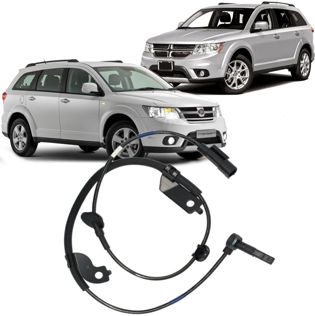 Sensor Freio Abs Dodge Journey 2.7 V6 Freemont 2.4 2008 a 2015 Dianteiro Direito