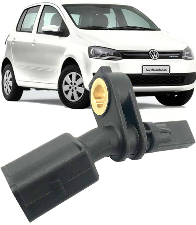 Sensor Freio Abs Fox Polo Golf Up Gol Saveiro Dianteiro Direito - Wht003860