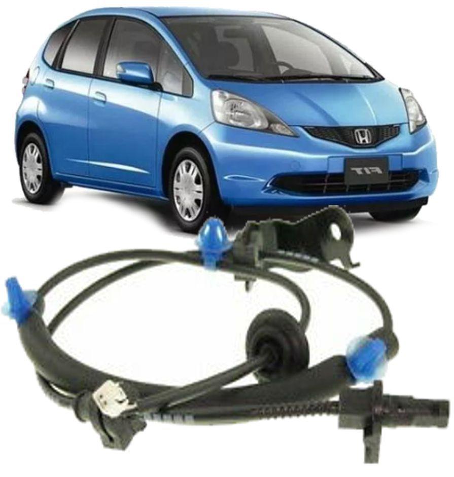 Sensor Freio Abs Honda New Fit 2009 A 2013 Traseiro Direito