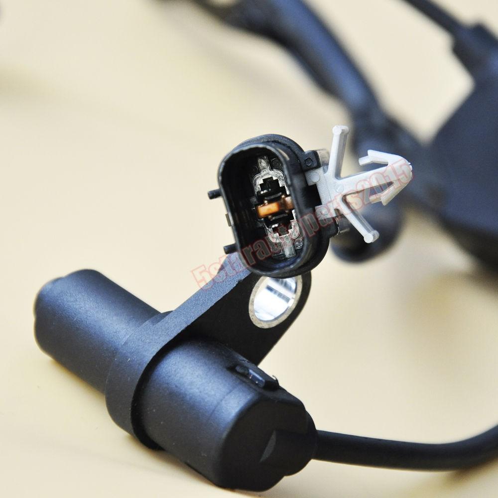 Sensor Freio ABS L200 Triton de 2007 À 2011 Dianteiro Direito MN102574
