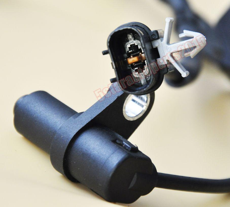 Sensor Freio ABS L200 Triton de 2007 À 2011 Dianteiro Esquerdo MN102573