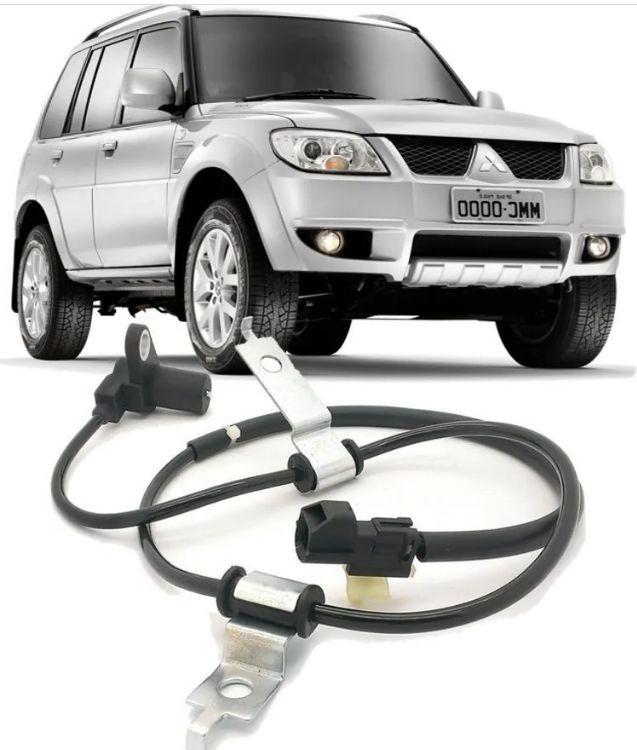 Sensor Freio ABS Pajero IO e a TR4 Dianteiro Esquerdo MR977446 MR370777