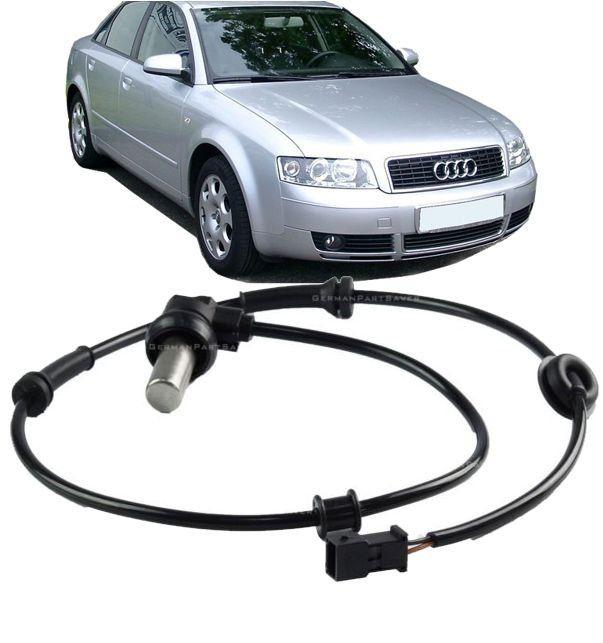 Sensor Freio Abs Traseiro Audi A4 1.8T e 2.8 V6 de 1996 A 2001 - 8D0927807C