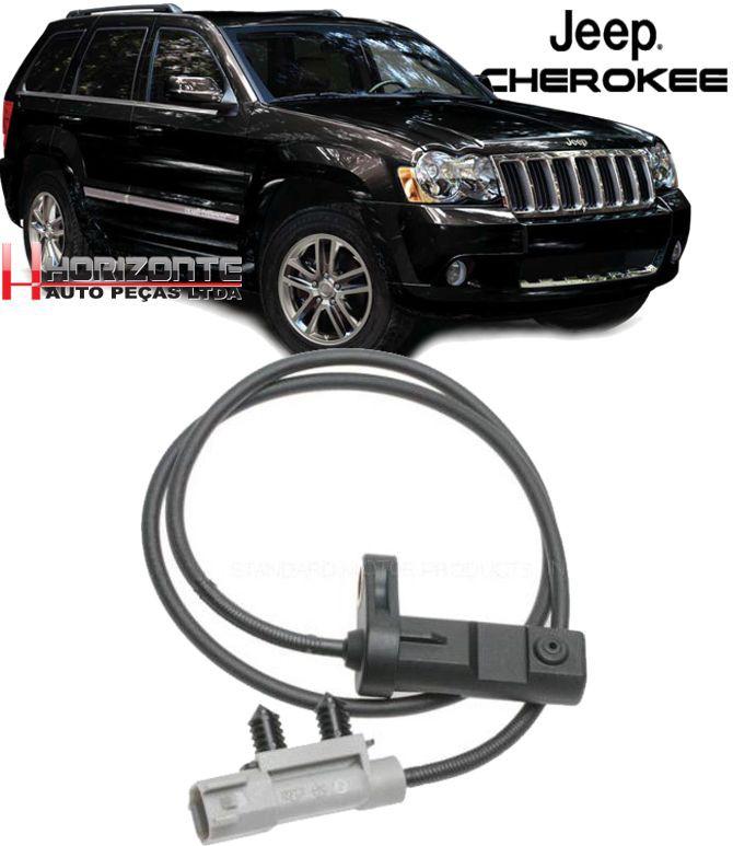 Sensor Freio Abs Traseiro Cherokee 3.7 V6 e 4.7 5.7 V8 de 2005 a 2010 56044146AB
