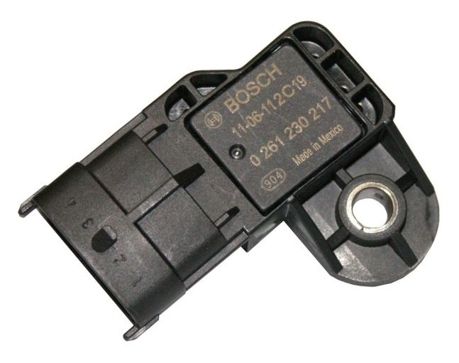 Sensor MAP Captiva 2.4 Vectra 2.4 e Omega Original Bosch 0261230217