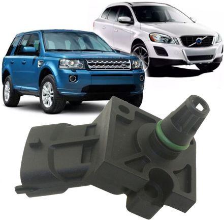 Sensor Map Intercooler Volvo XC60 2.0T e Land Rover Evoque 2.0T 02612302696
