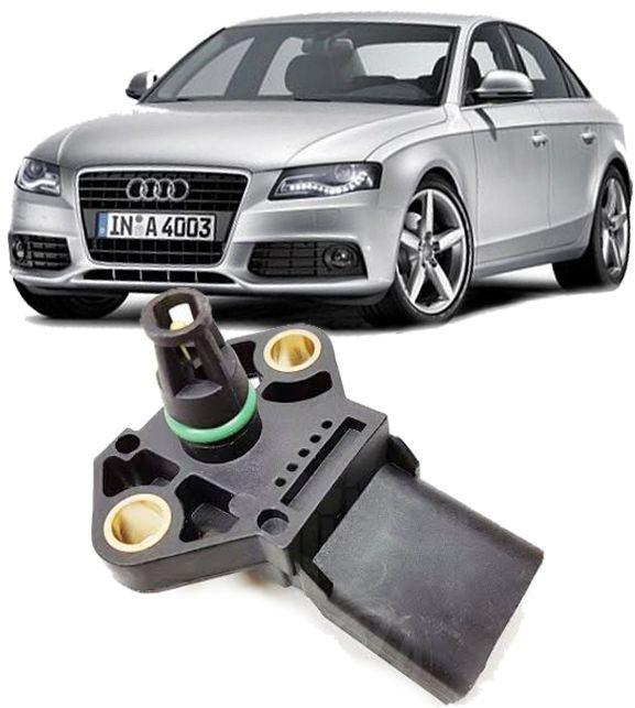 Sensor MAP Jetta Golf Passat Tiguan Audi A3 A4 2.0T e 1.8T - 038906051D