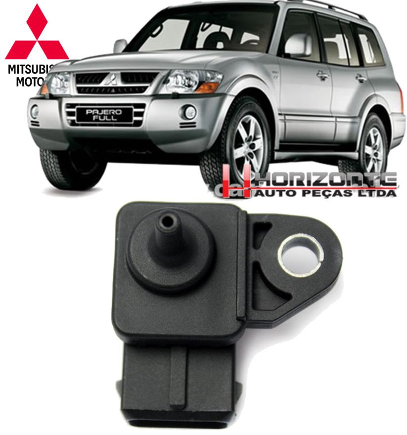 Sensor Map Pajero Full 3.2 Turbo Diesel de 2000 ate 2006 - Me202119 Turbina