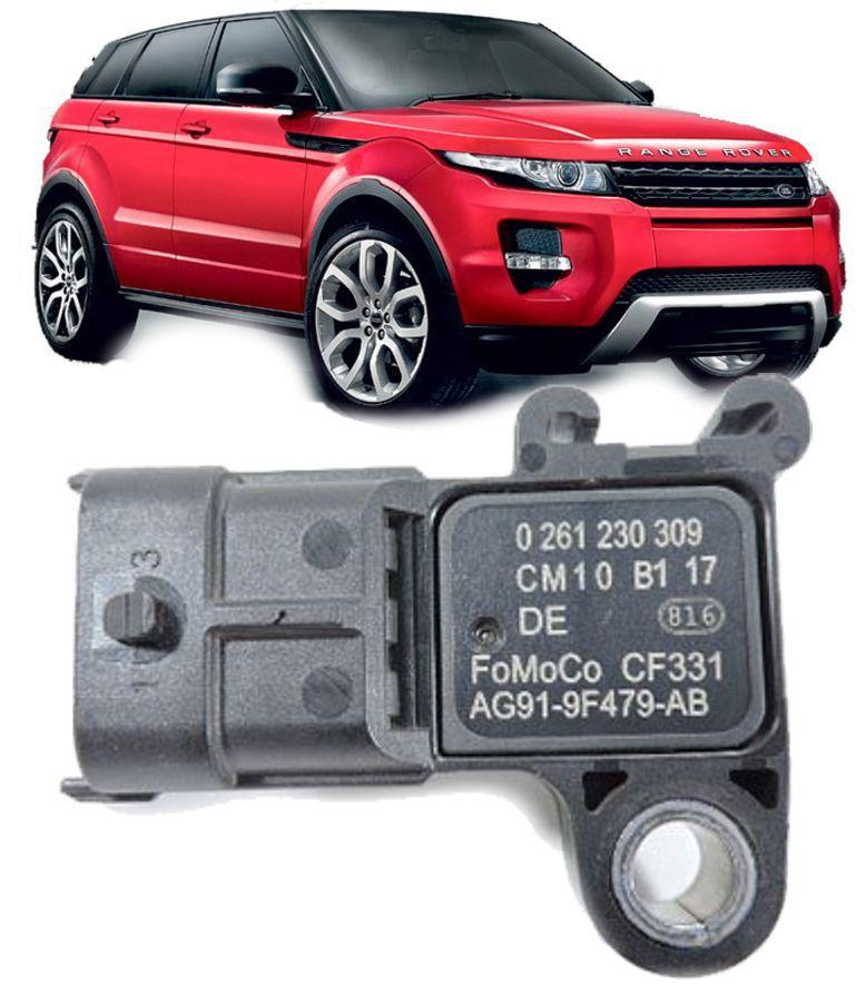 Sensor Map Range Rover Evoque 2.0T de 2011 a 2018 - 0261230265