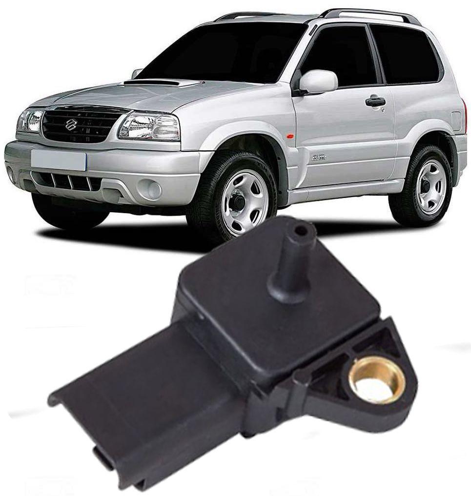 Sensor Map Suzuki Vitara Tracker 2.0 Motor Rhz Peugeot a Diesel de 2002 a 2004 - 18590-67G00