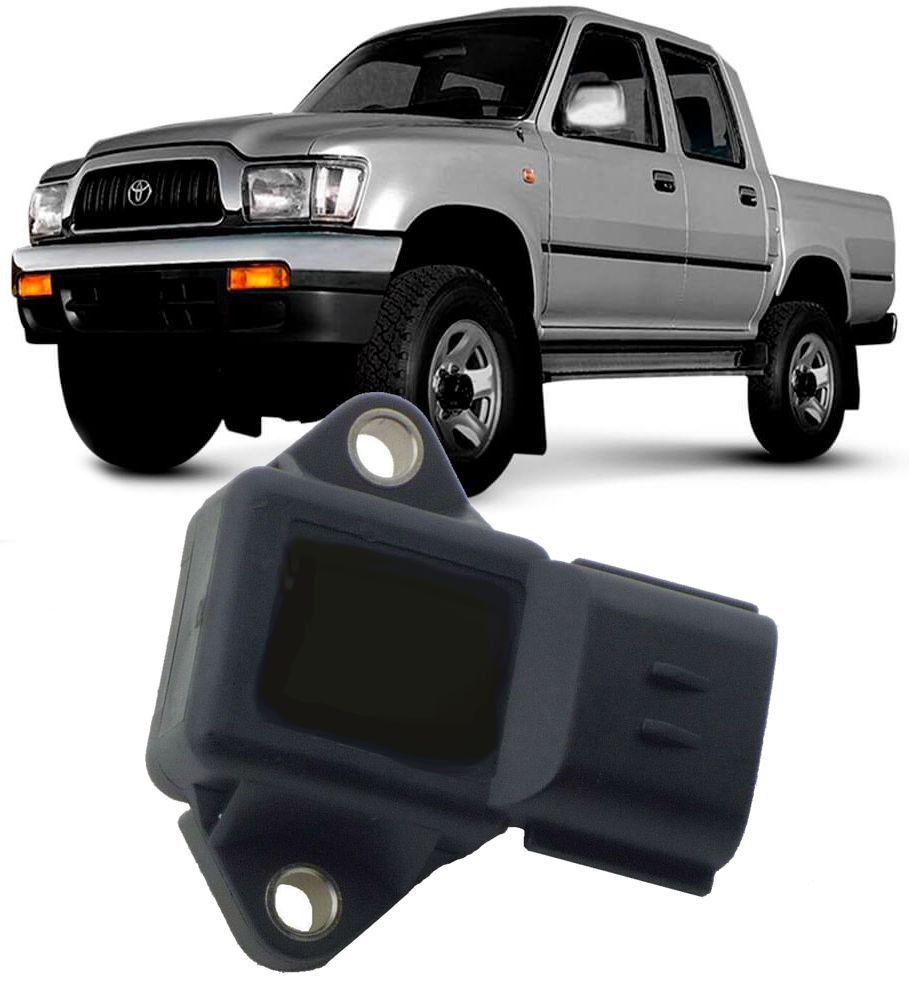 Sensor Map Toyota Hilux SW4 3.0 Turbo Diesel 1997 a 2004