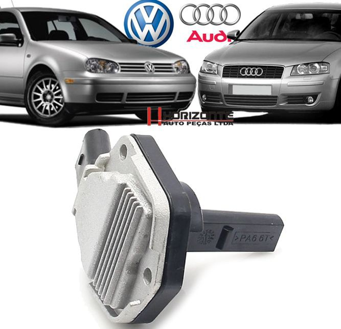 Sensor Nível De Óleo Golf Passat Audi A3 A4