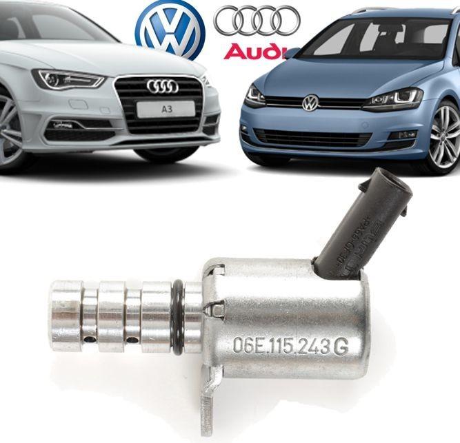 Sensor Oleo Audi Q3 A3 A1 1.4 Golf Jetta Tiguan 1.4 06E115243G