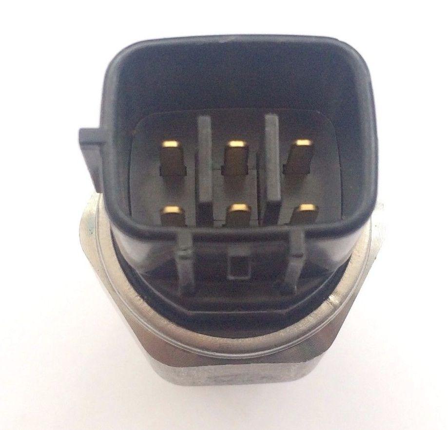 Sensor Pressao Flauta Common Rail Hilux 3.0 Diesel Com 6 Pinos de 2005 a 2015 - 8945860010