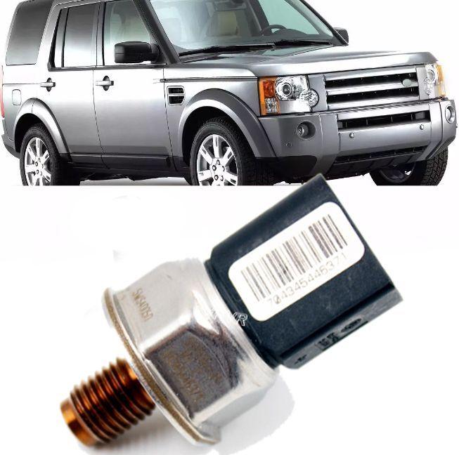 Sensor Pressao Rail Land Rover Discovery 2.7 Diesel de 2005 a 2009 - 55pp04-01 / 5WS40050
