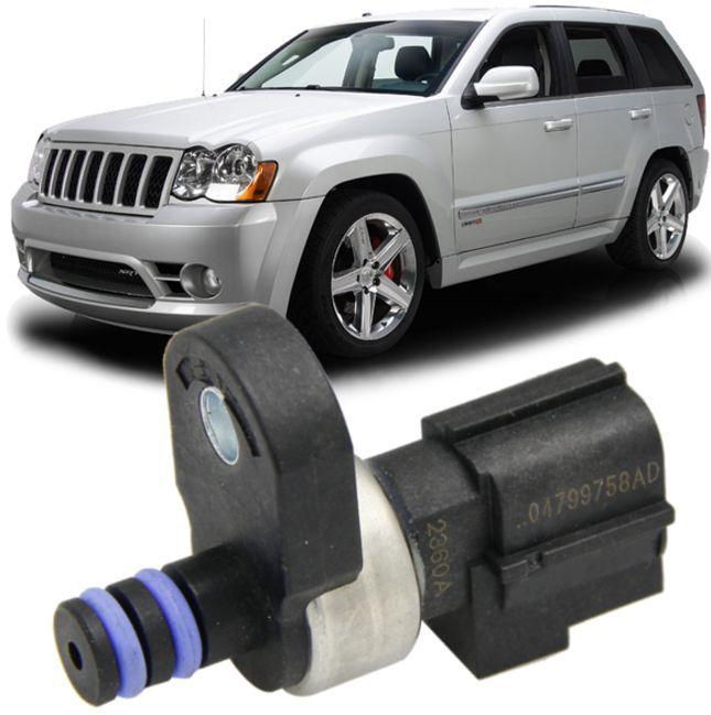 Sensor Pressao Transmissao Automatica Jeep Cherokee Liberty