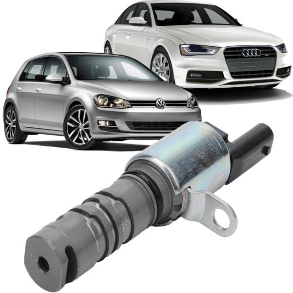 Sensor Valvula De Pressao Do Oleo Do Cabecote Audi Q3 Q7 A1 A4 e Golf 1.4 TSI 04E906455D