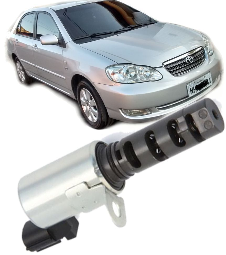Sensor Valvula Vvti Toyota Corolla 1.6 e  1.8 de 2003 A 2008 - 15330-22030