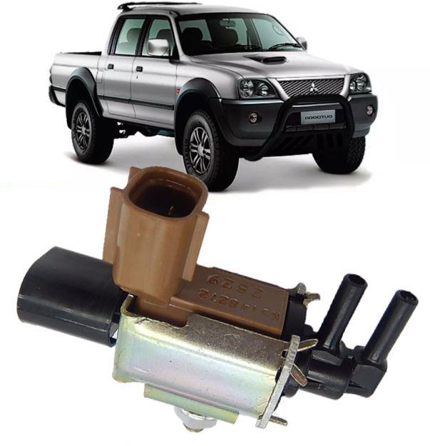 Solenoide Controla Turbina Mitsubishi L200 Hpe Pajero Sport 4x4 de 02 a 13 - Mr204853 / K5t48272