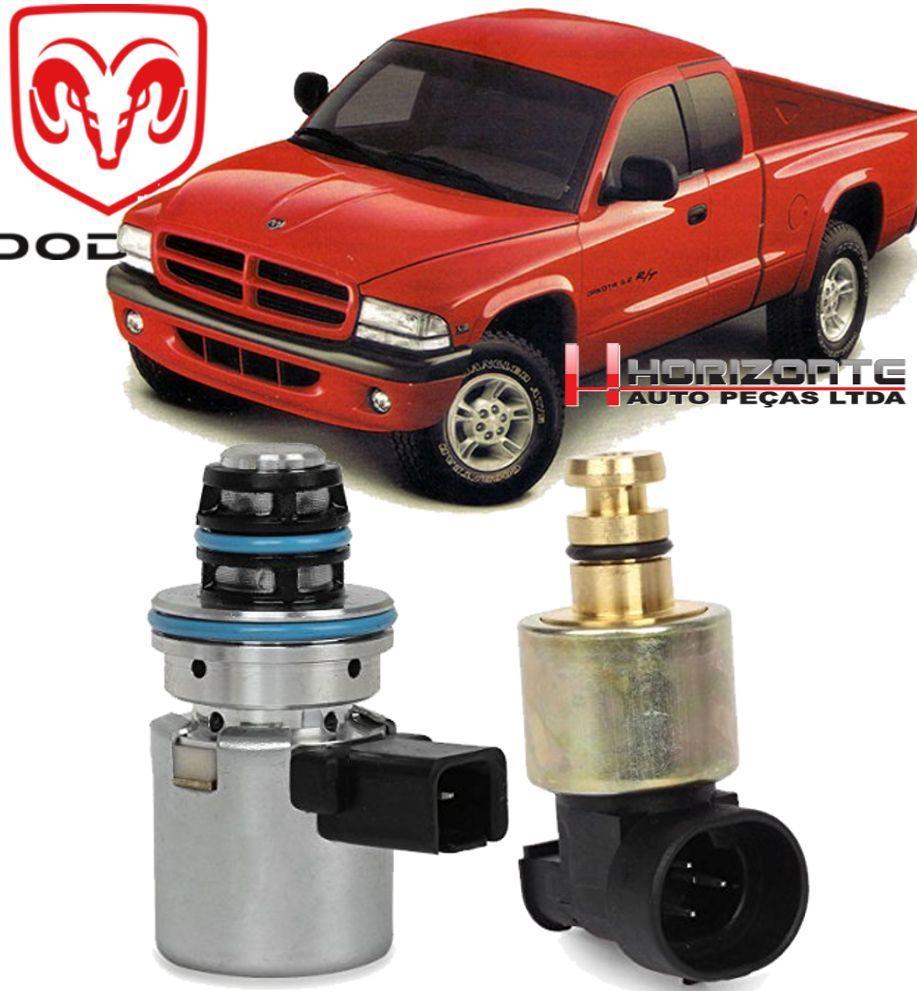 Solenoide e Sensor Governador Cambio Automatico Jeep Cherokee Dogde Ram Dakota 3.9 5.2 5.9