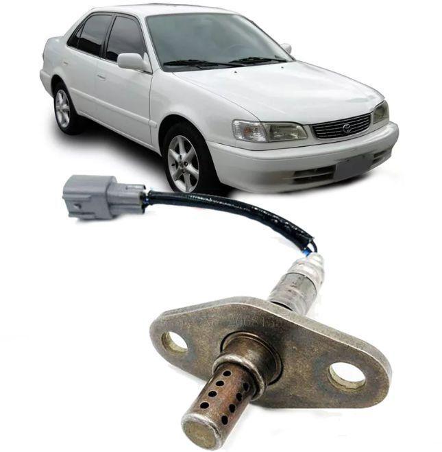 Sonda Lambda Corolla 1.8 16v de 1998 a 2002 - 89463-20070