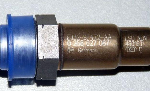 Sonda Lambda Evoque 2.0 16V Turbo Apos 2011 Pre Catalizador - 0258027087 / EJ329F172AA