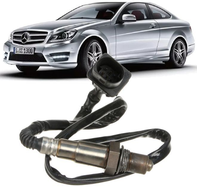Sonda Lambda Mercedes C280 C350 C300 E350 G550 Glk350 Cls550