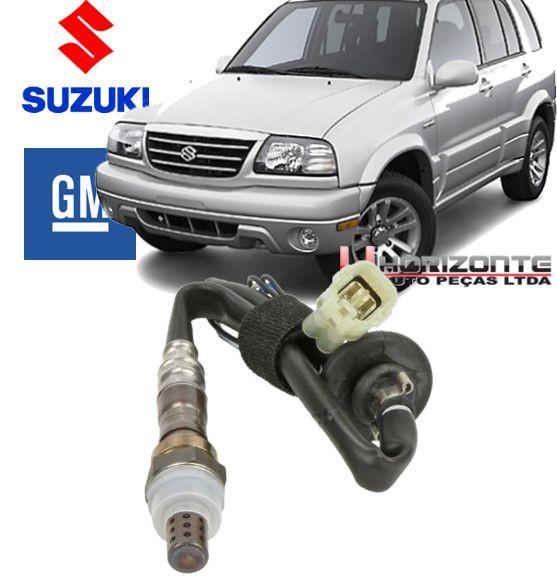 Sonda Lambda Suzuki Grand Vitara 2.0 16v 2007 à 2015 - Pos Catalisador