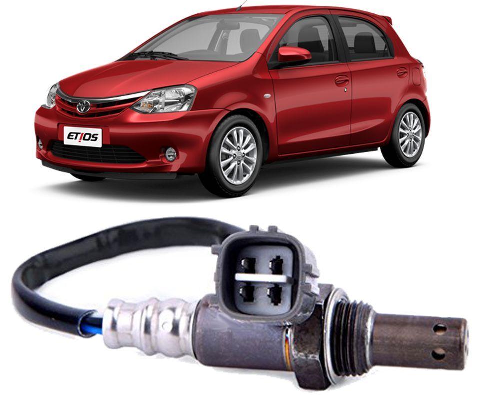 Sonda Lambda Toyota Etios 1.3 e 1.5 16v Pos Catalizador 89465-52580