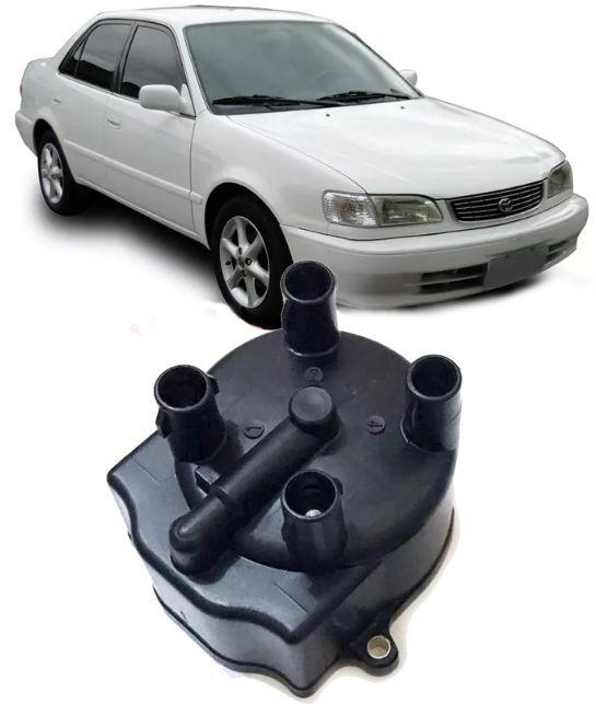 Tampa Do Distribuidor Corolla 1.6 16v 1.8 16v De 1992 Ate 2002